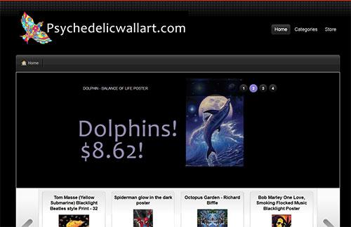 portfolio psychedelicwallart